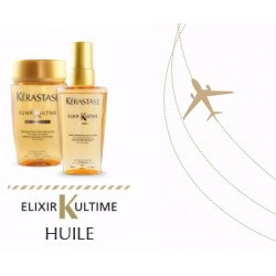 Travel Size Kit Elixir Ultime Huile Kérastase