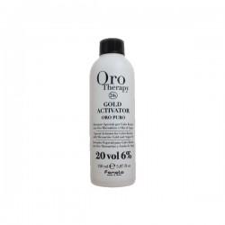 Attivatore Oro Puro Oro Therapy 24K 20 Vol. Fanola 150ml