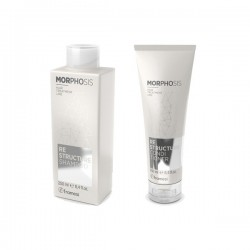 Kit Shampoo 250ml + Conditioner 250ml Re-Structure Morphosis Framesi