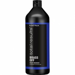Conditioner Brass Off Color ObsessedTotal Results Matrix 1000ml