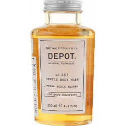 Depot 601 Gentle Body Wash Fresh Black Peper 250ml