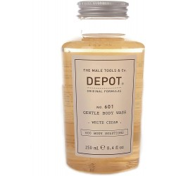 Depot 601 Gentle Body Wash White Cedar 250ml