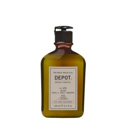 Depot 606 Sport Hair & Body Shampoo 250ml
